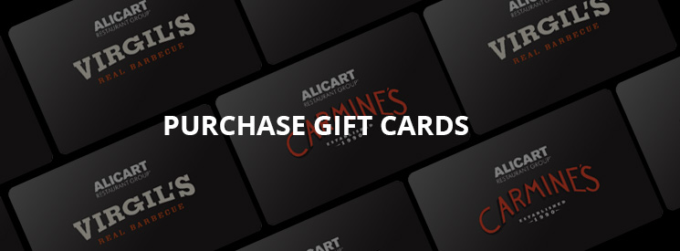 Promotion to Purchase Gift Cards