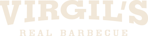 Virgil's Real BBQ Logo
