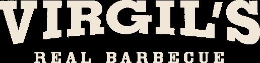 Virgil's Real BBQ Logo