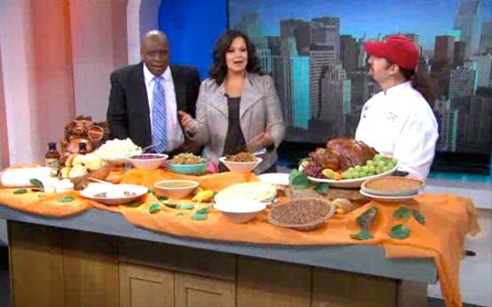 Virgil's Real BBQ Thanksgiving video