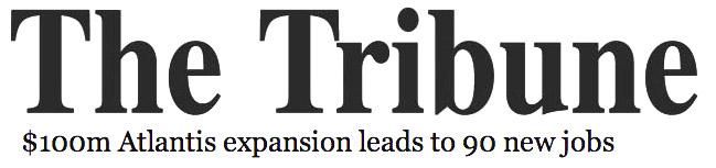 The Tribune News Headline