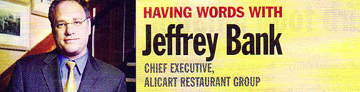 Having Words with Jeffrey Bank Promo Image