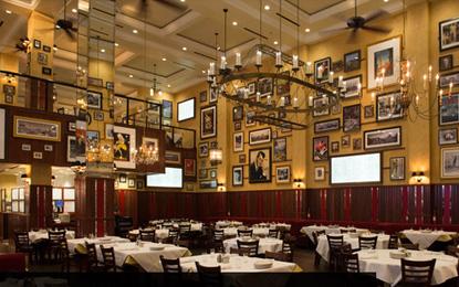 Picture of Carmine's Las Vegas restaurant