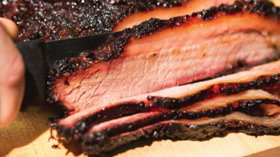 Picture of Virgil's Texas brisket